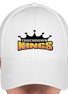 TDKings Logo Hat – White