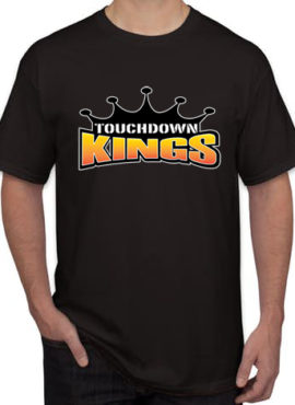 TDKings Logo T-Shirt – Black